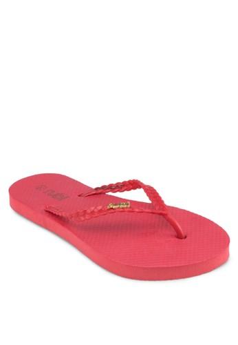 Rubi 基本款zalora 衣服評價夾腳拖, 女鞋, 鞋