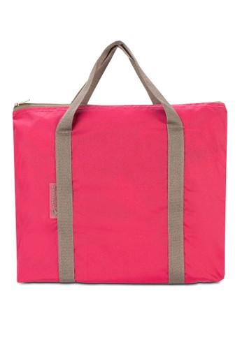 輕量防水多用途側背zalora taiwan 時尚購物網鞋子包, 包, 旅行配件