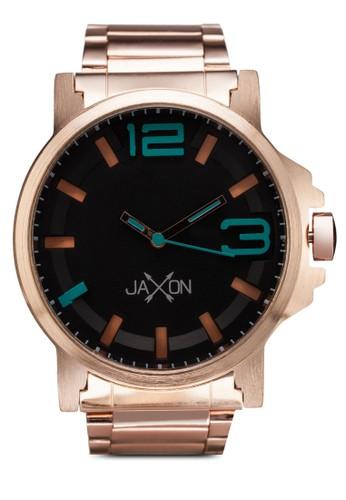 Cole 不銹鋼圓錶, 錶類, 其它錶zalora 手錶 評價帶