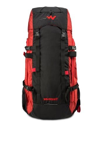 Alpinist Pluzalora 心得s 撞色登山後背包, 包, 旅行背包