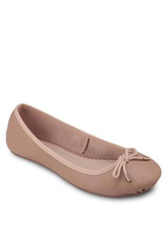 Vibzalora時尚購物網評價rant 蝴蝶結娃娃鞋, 女鞋, 鞋