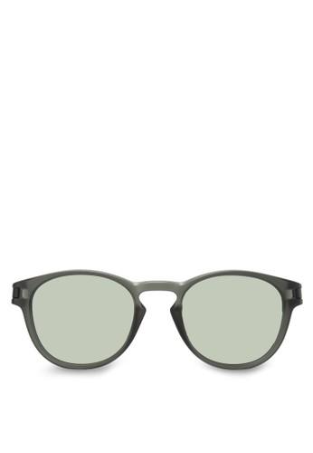 zalora 折扣碼Lifestyle 系列圓框太陽眼鏡, 飾品配件, 飾品配件