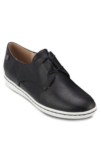 繫帶仿皮休zalora 評價閒鞋, 女鞋, 鞋