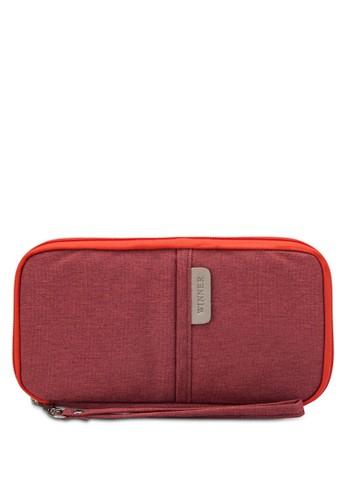旅行專用拉鍊長zalora 內衣夾, 包, 飾品配件