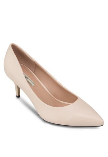 基本款尖頭高跟鞋, 女鞋, zalora開箱厚底高跟鞋