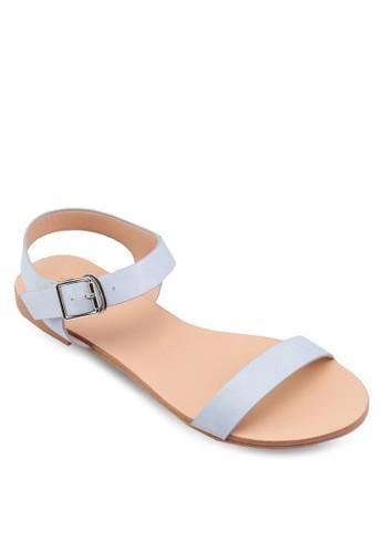 基本款一zalora 手錶 評價字帶涼鞋, 女鞋, 鞋