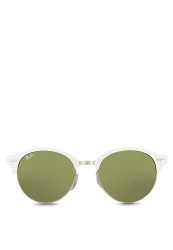 RB4246 太陽zalora 台灣眼鏡, 飾品配件, 圓框