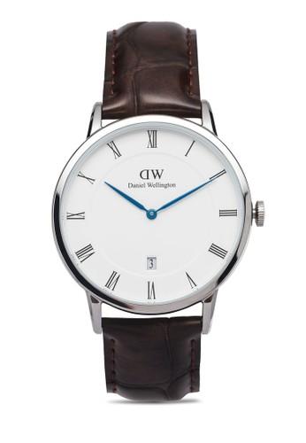 Dappezalora 手錶 評價r York 皮革手錶, 錶類, 飾品配件