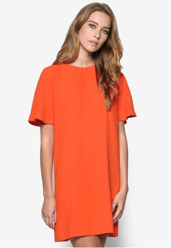 直筒連mango門市身裙, 韓系時尚, 梳妝