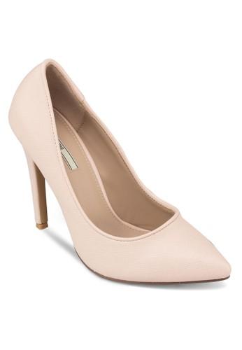 基本款尖頭高跟鞋, 女鞋, 厚zalora開箱底高跟鞋