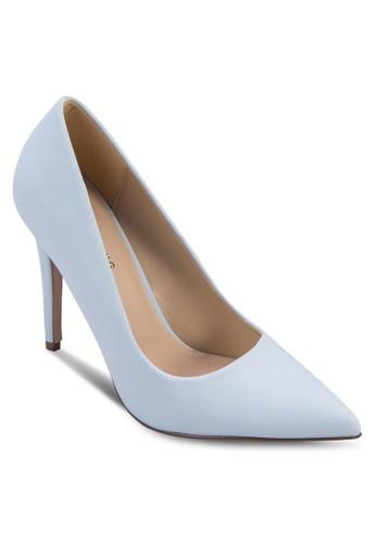 Coola 簡約尖腳高zalora鞋跟鞋, 女鞋, 鞋