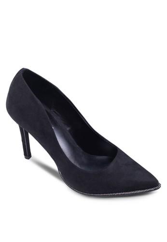 Scucina 細跟尖頭高跟鞋, zalora 手錶 評價女鞋, 鞋