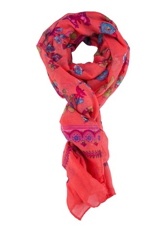 印花設計zalora鞋子評價圍巾, 飾品配件, 飾品配件