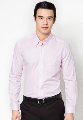 經典長袖襯衫,zalora開箱 服飾, 襯衫