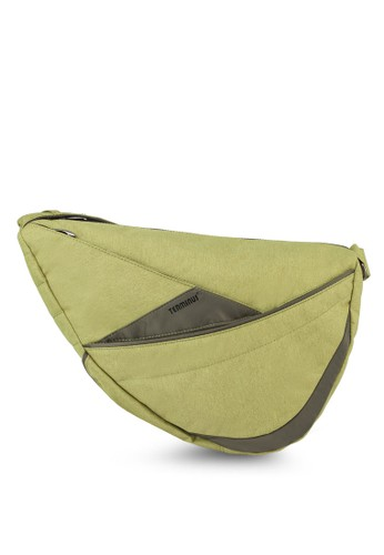 EZzalora 衣服評價 不對稱單肩包, 包, 旅行包