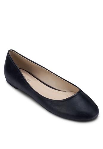 Dorla 基本款仿皮平zalora退貨底鞋, 女鞋, 鞋