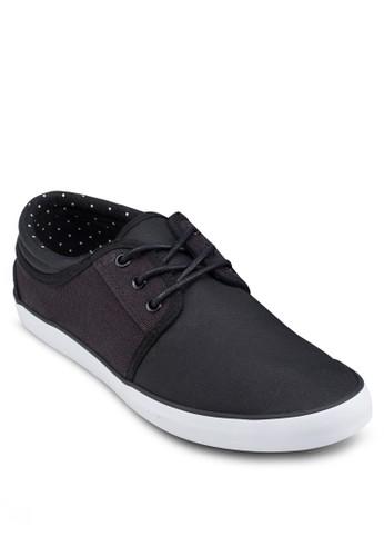 繫帶平底運動布鞋, 鞋, zalora 鞋評價鞋