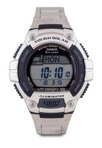 Casio W-S220Dzalora 包包評價-1AVDF 防水多功能電子裱, 錶類, 飾品配件