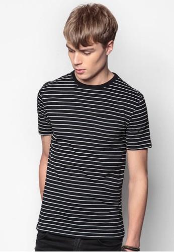 條紋口袋T 恤zalora 心得, 服飾, T恤