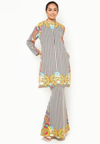 Karya Baju Kurung from emel x Emma Maembong in Multi
