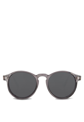 Aidan 圓框太陽眼鏡, zalora 台灣飾品配件, 圓框