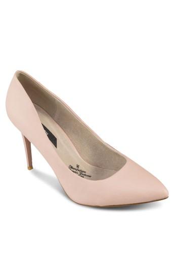 基本款細跟鞋, 女zalora時尚購物網的koumi koumi鞋, 鞋