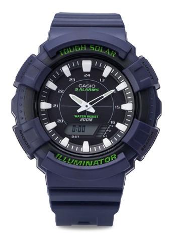 Casiozalora 手錶 AD-S800WH-2AVDF 指針錶, 錶類, 其它錶帶