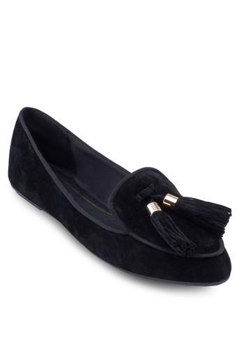 SHAKE 流蘇樂福鞋, 女top shop代購鞋, 鞋