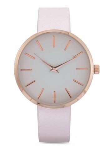 漸層圓框手錶zalora 台灣, 錶類, 其它錶帶