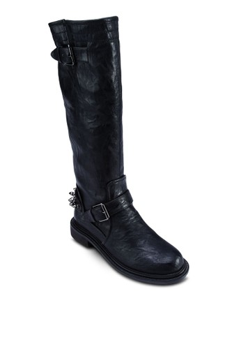Mid Czalora 台灣alf Boots, 女鞋, 靴子