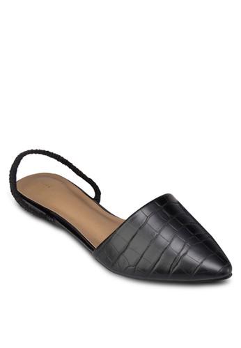 POINTED WEDGE PUMzalora時尚購物網評價P, 女鞋, 鞋