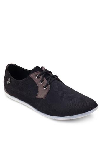 異材質拼接休閒鞋, 鞋zalora鞋, 休閒鞋