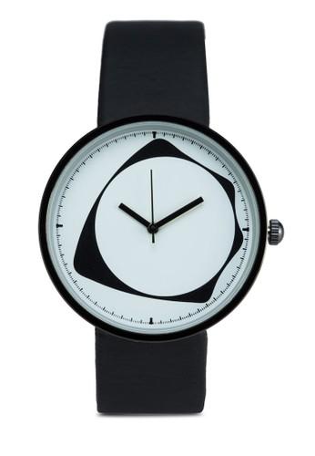 Contrast Grzalora 心得aphic Watch, 錶類, 休閒型