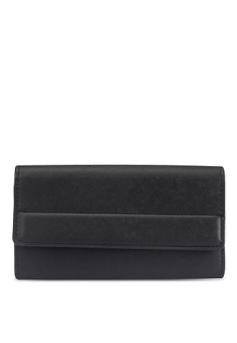 Flap Saffianozalora鞋子評價-Effect Wallet, 包, 飾品配件