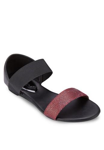 雙色包跟涼鞋, 女鞋, 涼zalora 心得鞋