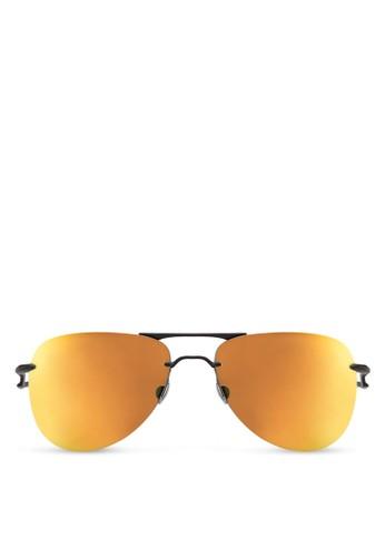 Iconiczalora 心得 飛行員太陽眼鏡, 飾品配件, 飛行員框