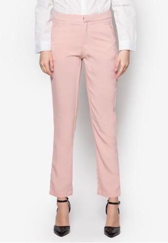 Tara 直筒長褲, 服飾, zalora 男鞋 評價長褲及內搭褲