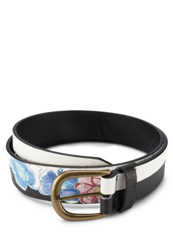 Cint Basic zalora 鞋評價Meydan Negro 扣環腰帶, 飾品配件, 非皮革