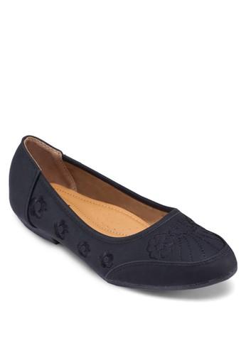 繡花娃娃鞋, 女鞋zalora退貨, 鞋