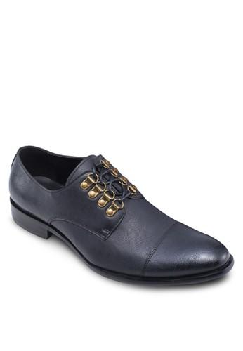 磨zalora 泳衣面繫帶皮鞋, 鞋, 皮鞋