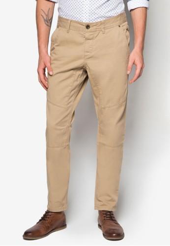 經典棉質長褲, 服飾esprit 衣服, 窄管褲
