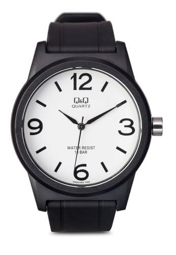 VR35J020Y 經典撞色圓錶, 錶類, 飾品zalora 包包 ptt配件