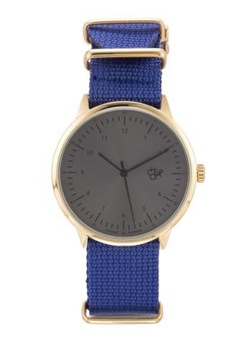 Harold 三指針數字錶, 錶類, zalora鞋其它錶帶