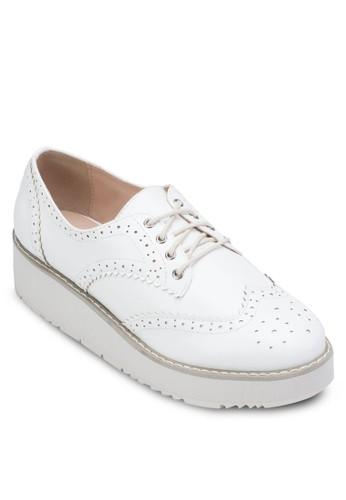厚底牛津zalora鞋子評價鞋, 女鞋, 牛津鞋 & 雕花牛津鞋