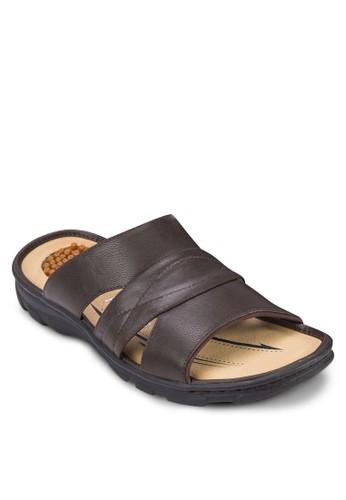 仿皮涼鞋zalora 男鞋 評價, 鞋, 鞋