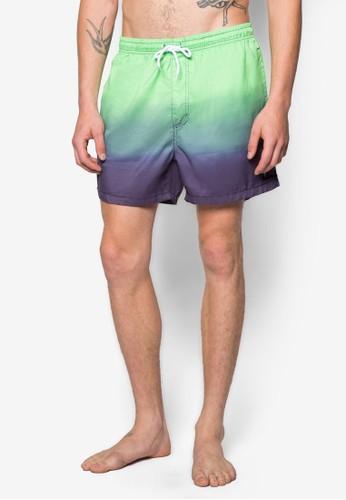Jose 漸層zalora 台灣休閒短褲, 服飾, 服飾