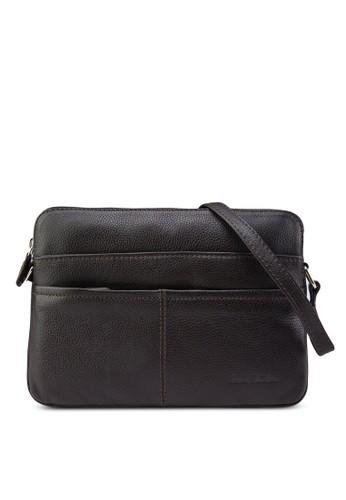 M 多夾層矩形斜背包, zalora 鞋評價包, 包