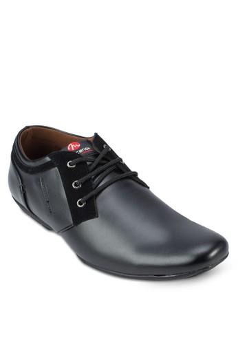 繫帶正裝皮鞋zalora 包包評價, 鞋, 皮鞋