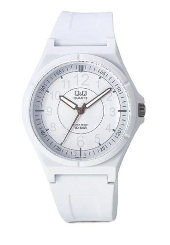 Q&Q 圓框休閒手錶, 錶類zalora 鞋評價, 其它錶帶