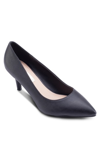 Neve zalora 內衣尖頭中跟鞋, 女鞋, 鞋